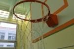 Сетка для баскетбольного кольца.