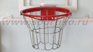Своими руками сетку для баскетбольного кольца
