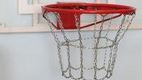 Антивандальные баскетбольные кольца.