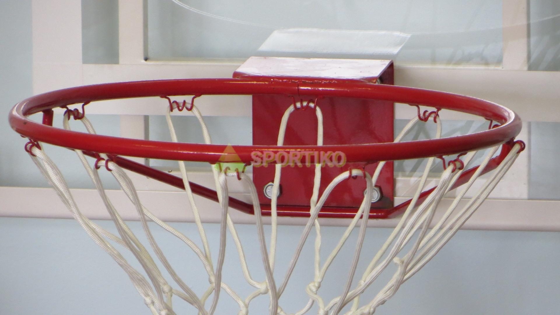 Как сделать баскетбольного кольца