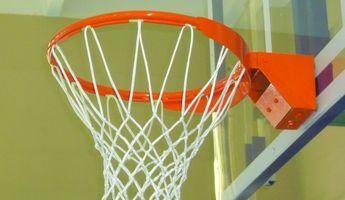 Кольцо баскетбольное.