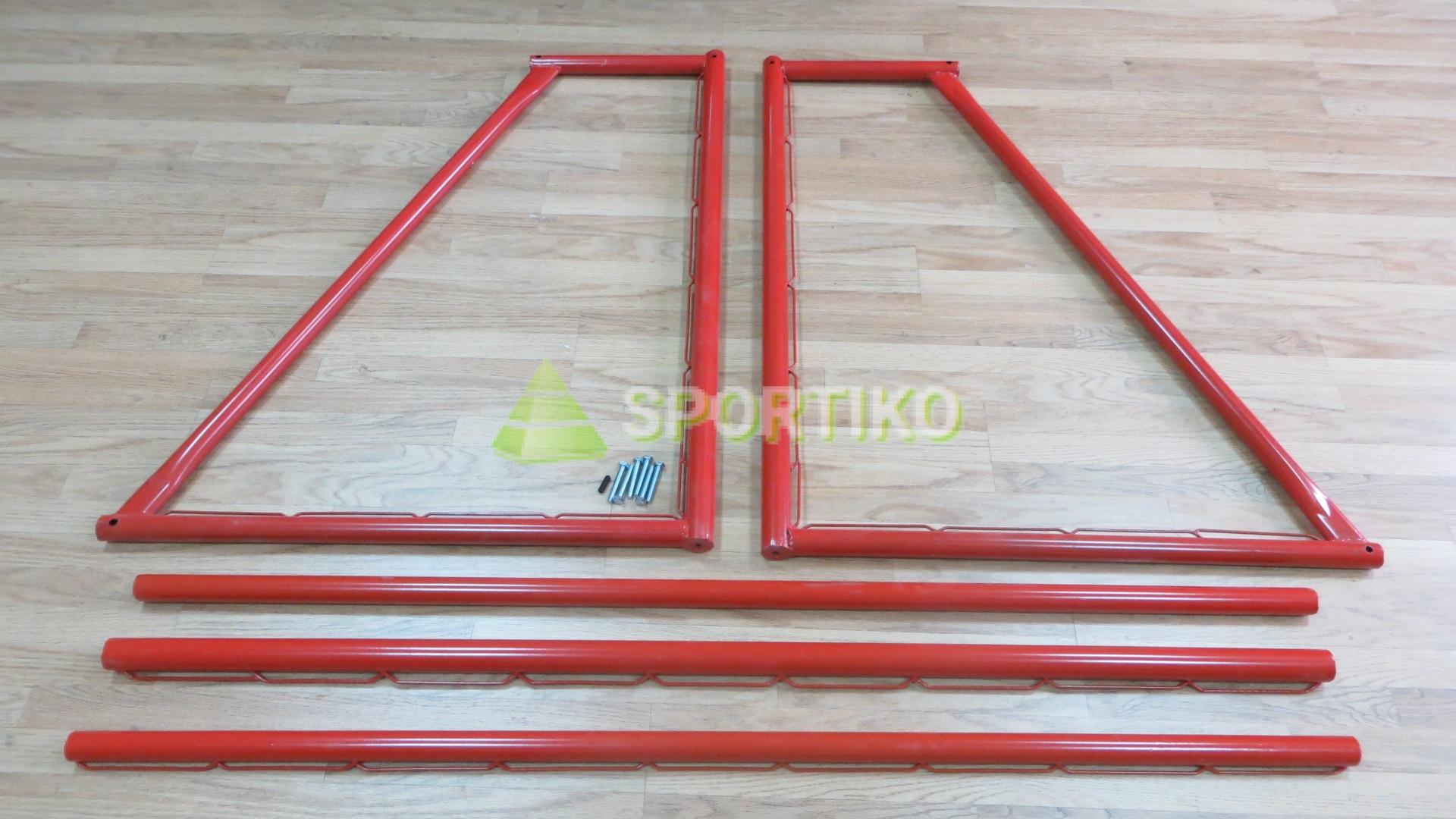 Хоккейные ворота своими руками размеры фото 785