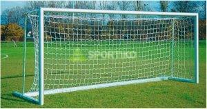 Ворота для футбола 7,32 x 2,44 м. тип 3