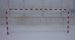 Ворота футбольные юниорские 5×2 м.