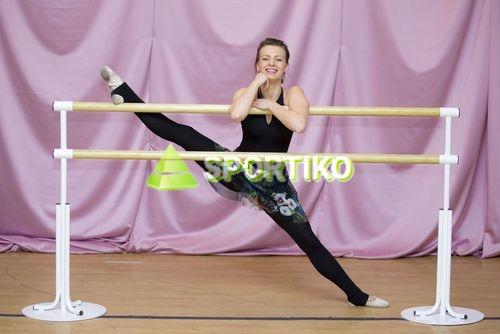 Мобильный/переносной балетный станок.
